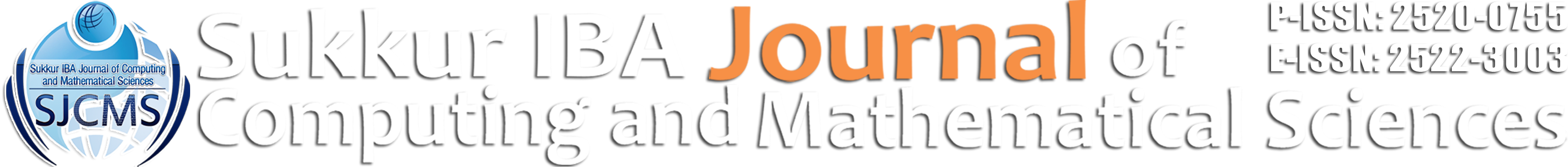 Sukkur IBA Journal of Computing and Mathematical Sciences